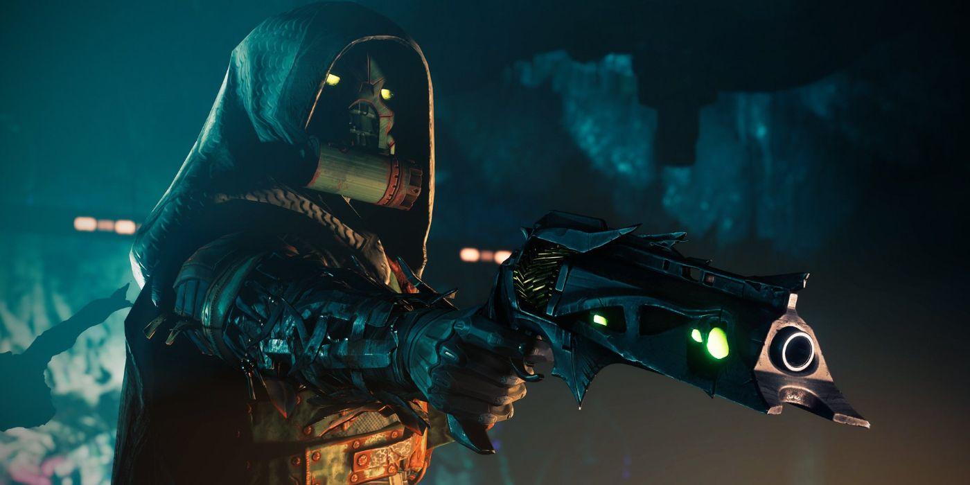 Destiny 2 PS4 Exotic Weapons Prove Exclusive DLC Is Dumb