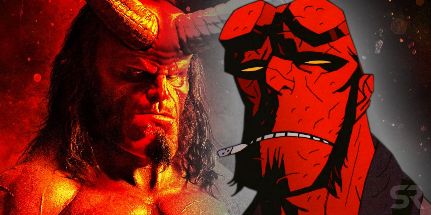 Hellboy Failed Because It Was Too Faithful To The Comics