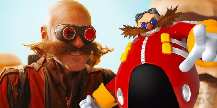Sonic The Hedgehog How The Movie S Dr Eggman Compares To Video Games