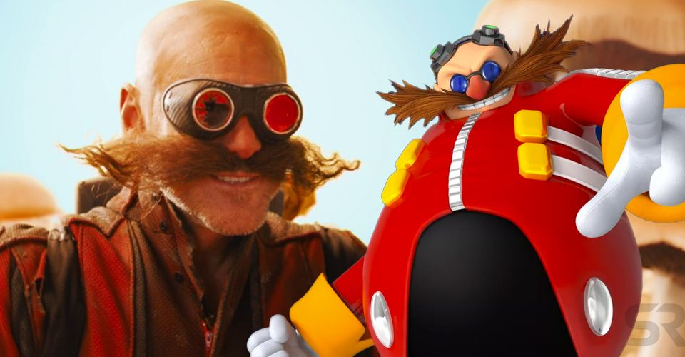 Sonic Movie Jim Carrey S Dr Robotnik Looks Great In Live Action