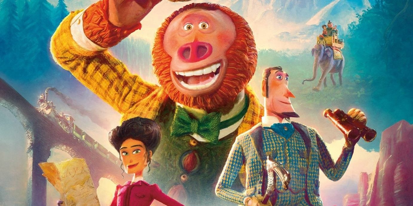 Movie Poster 2019: Missing Link (2019) Movie Review