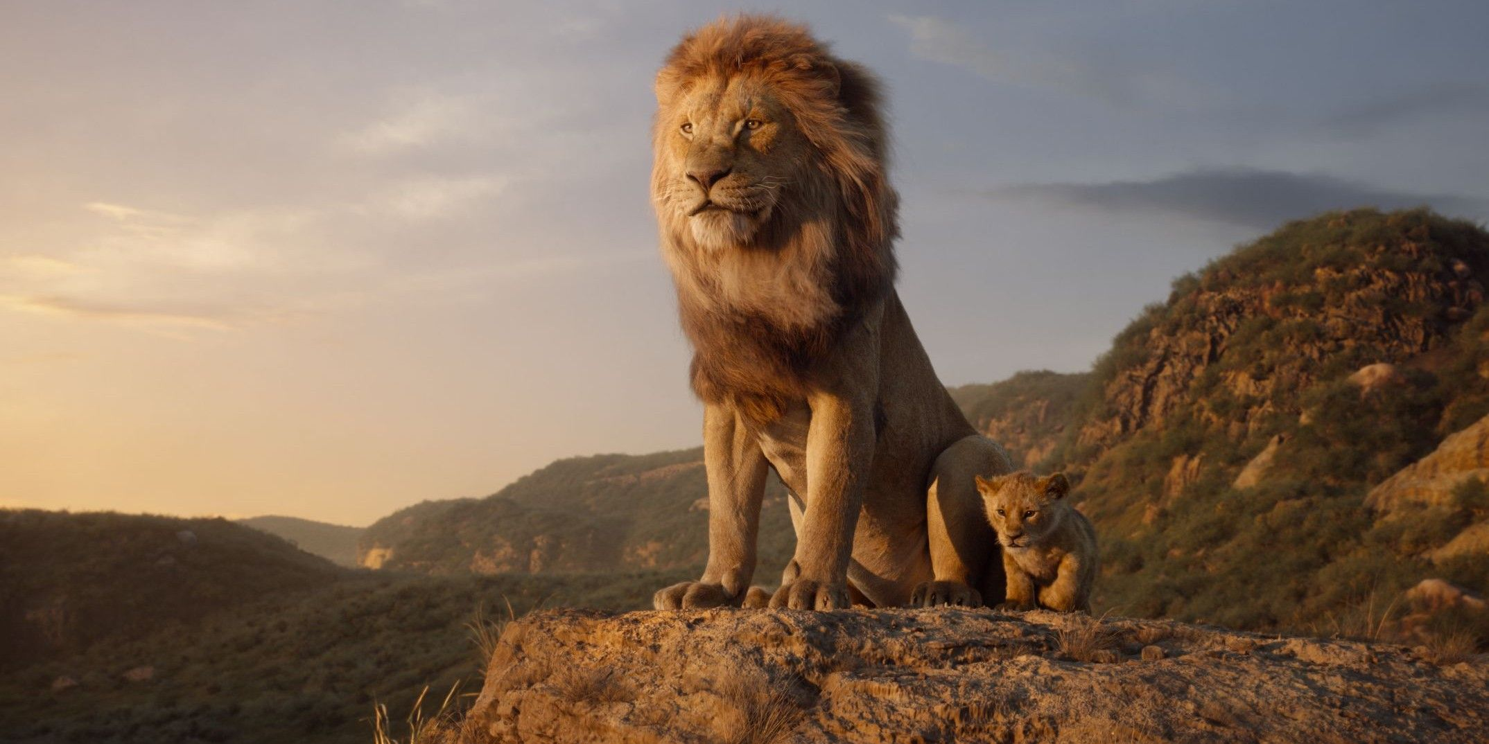 lion king  2019  trailer offers first