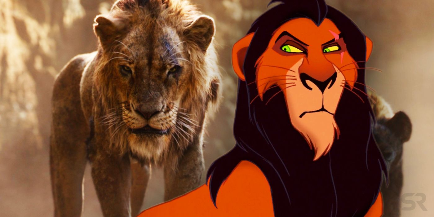 Image result for scar lion king