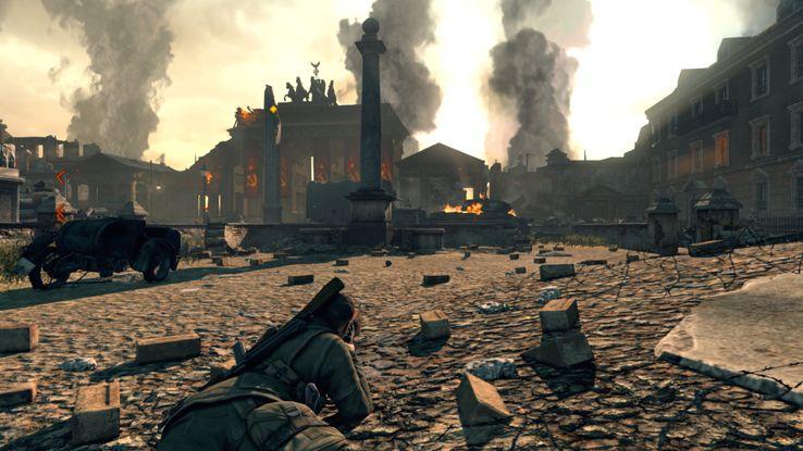 Sniper Elite V2 Remastered Rreview: Visual Improvements Not