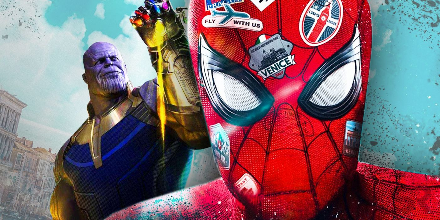 Sorry, Avengers: Infinity War Didn't Set Up Spider-Man: Far From Home