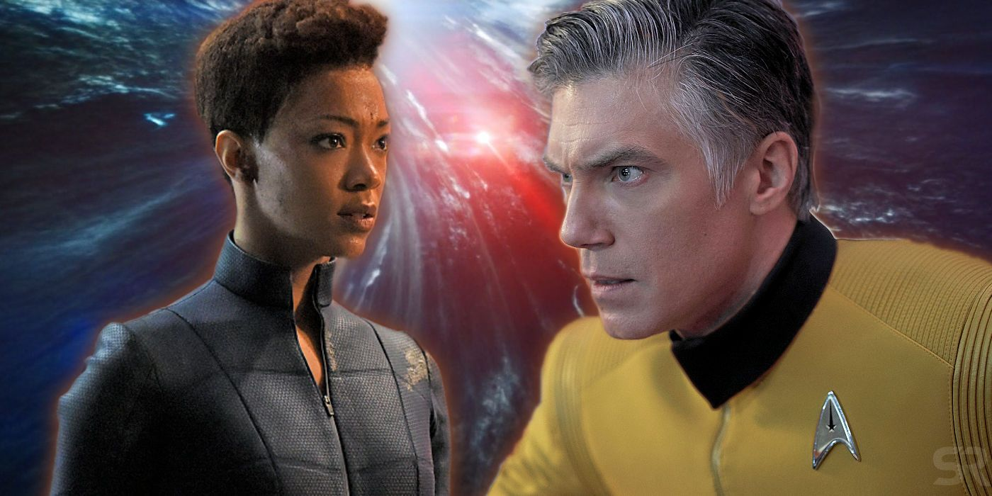 Taking Star Trek: Discovery To The Future Saved The Franchise