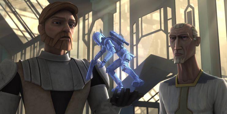 Image of Jango Fett from Clone Wars