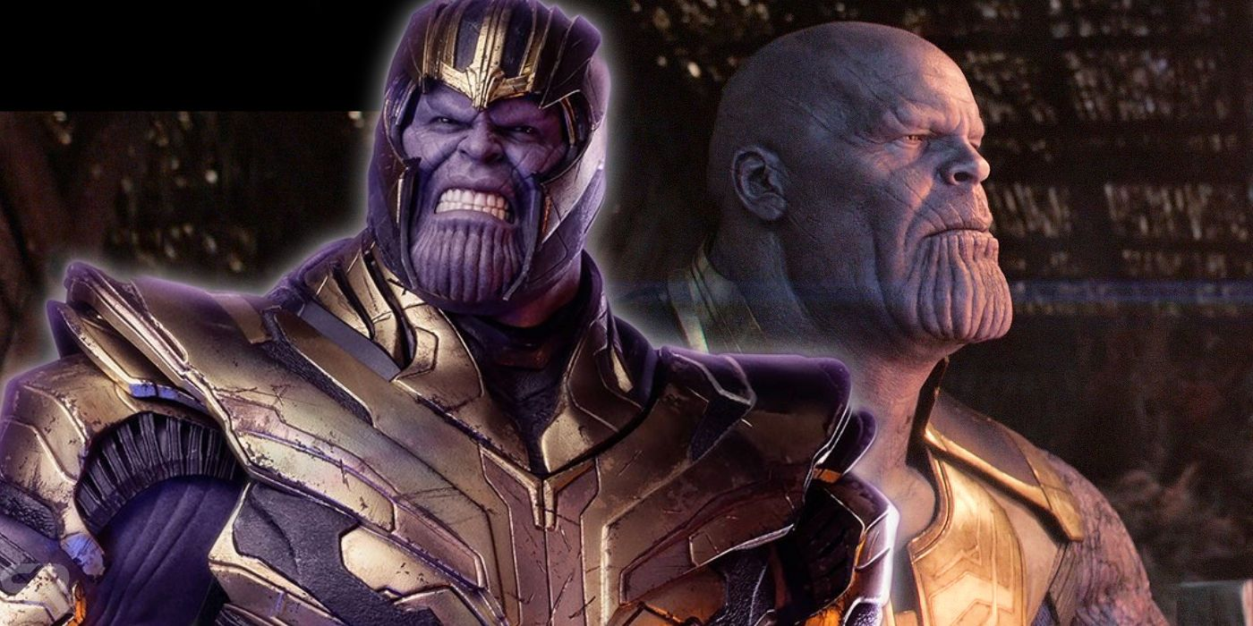 Avengers: Endgame Wasted Thanos' Infinity War Story