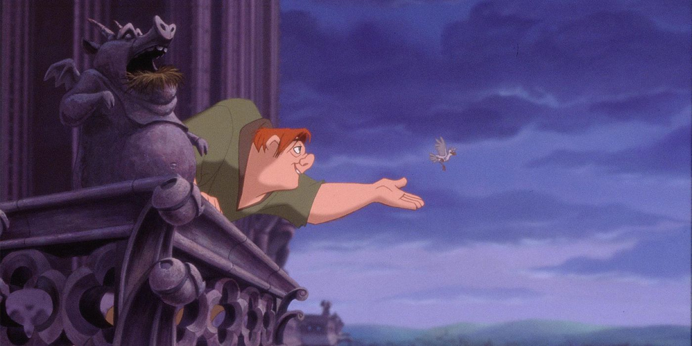 Disney's Hunchback of Notre Dame Rises In Popularity After