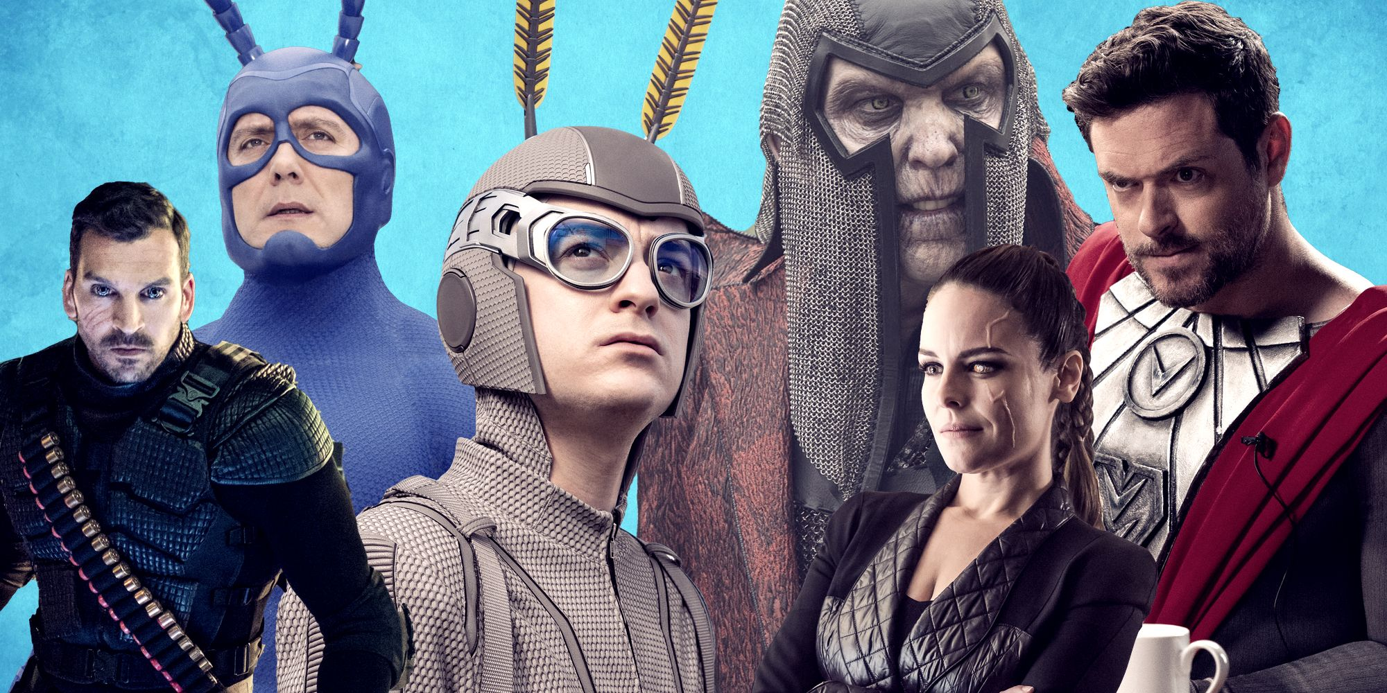 The Tick Creator On The Clever Mundanity Of The Show's Unique Characters