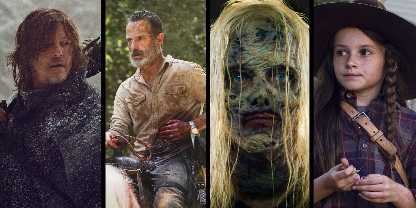 Walking Dead Season 9 Made Shocking Choices - But Fixed ...