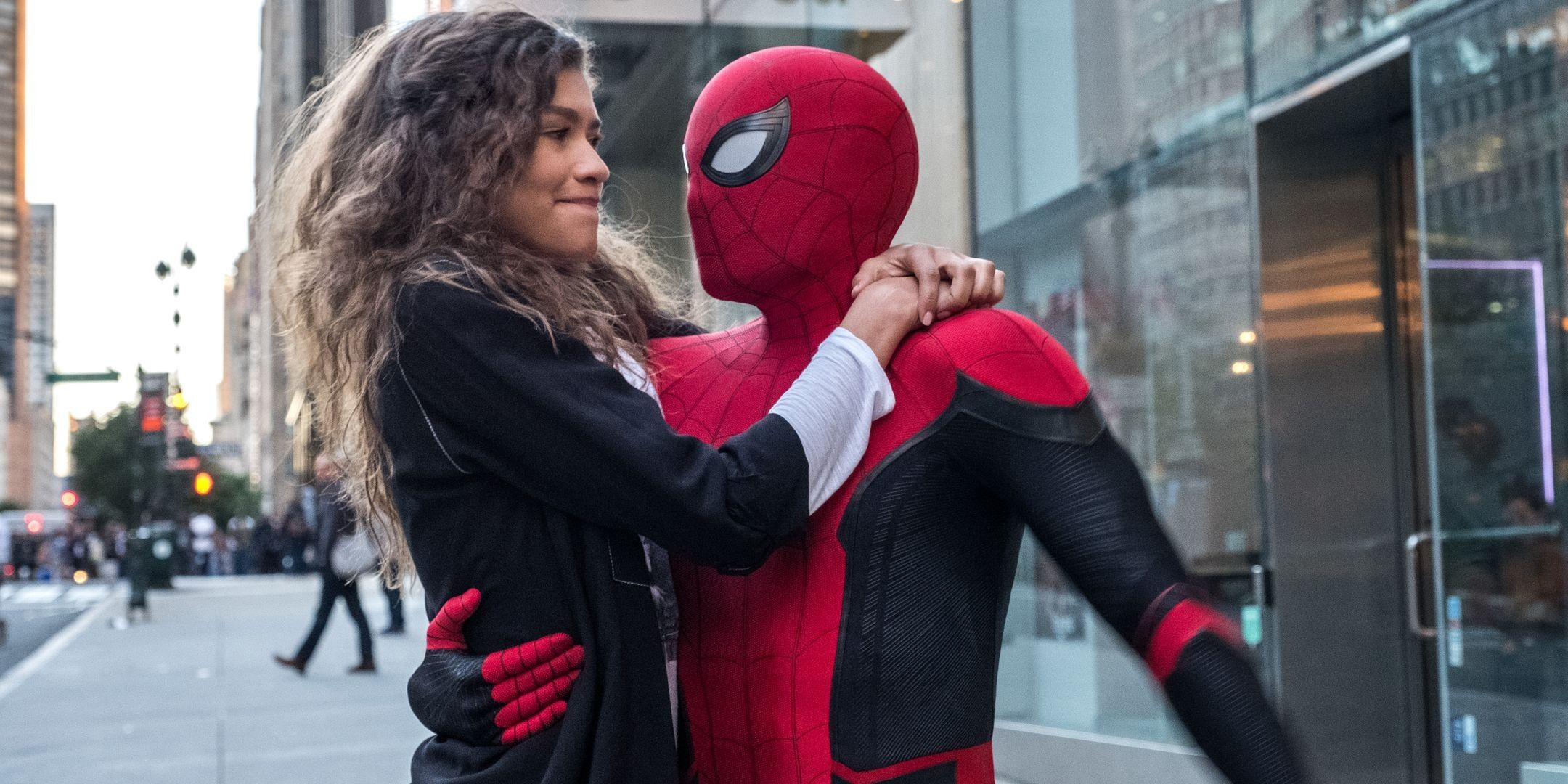 MJ Helps Spider-Man in New Far From Home Promo Clip