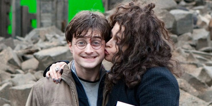 BELLATRIX Y HARRY