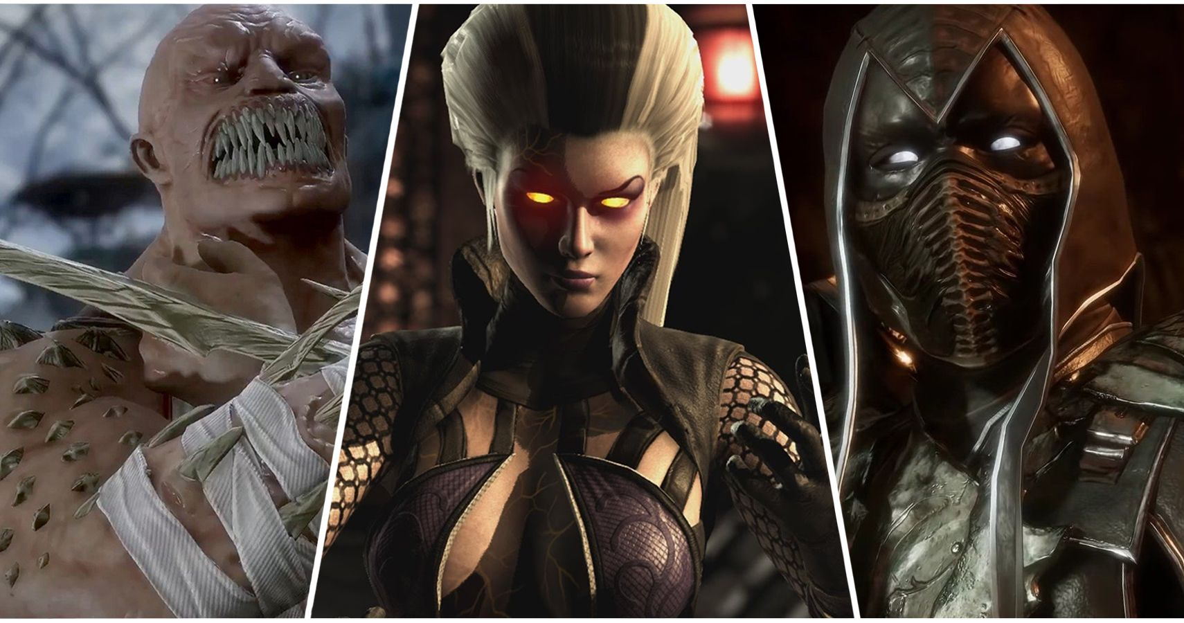 10 Characters We Hope To See In James Wan's Mortal Kombat movie