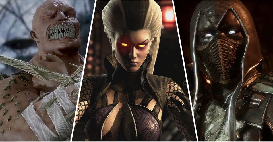 10 Characters We Hope To See In James Wan S Mortal Kombat Movie