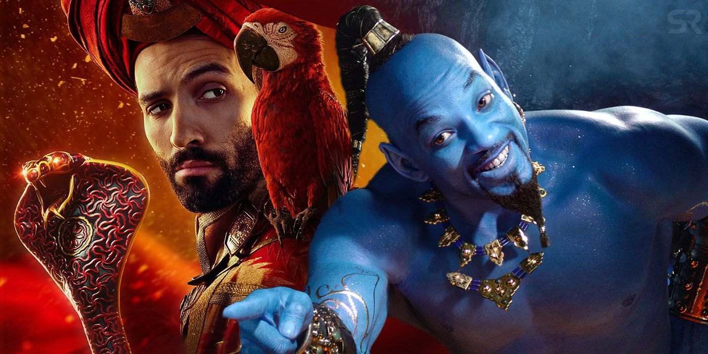 Aladdin controversy explained why the disney remake has divided fans - Serpent aladin ...