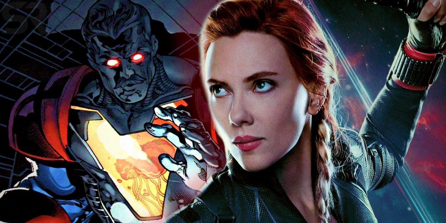 Avengers Endgame Black Widow S Father Ivan Hints At
