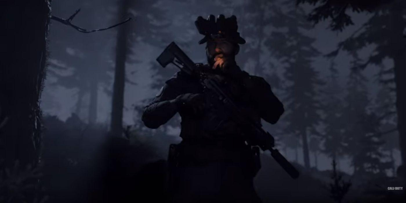Call of Duty: Modern Warfare Announced, Captain Price Returns
