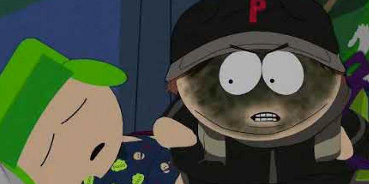Cartman ginger episode