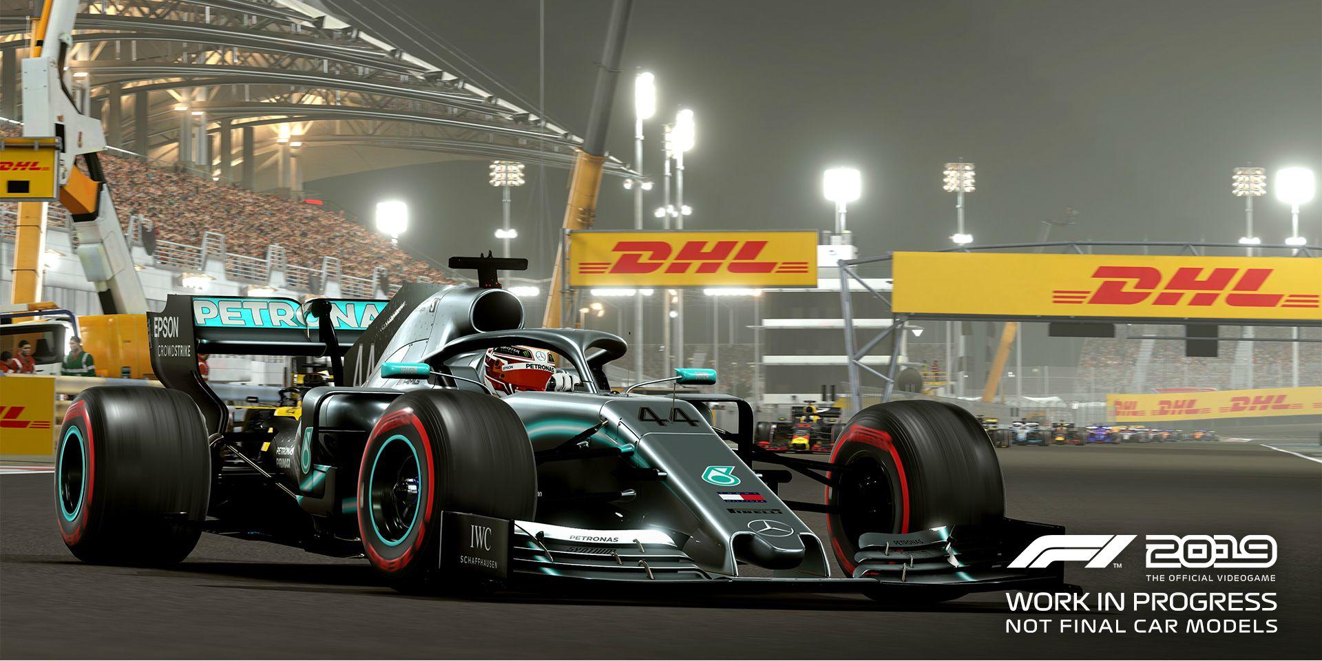 Resultado de imagen de F1 2019 ps4