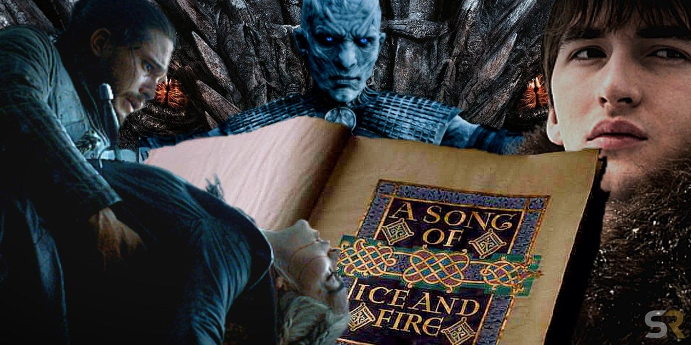 Game of Thrones: How The Ending Will Be Different In The Books