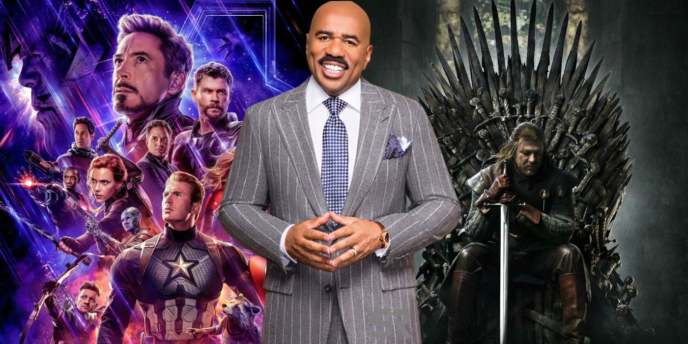 Avengers & Game of Thrones Face Off On SNL Family Feud