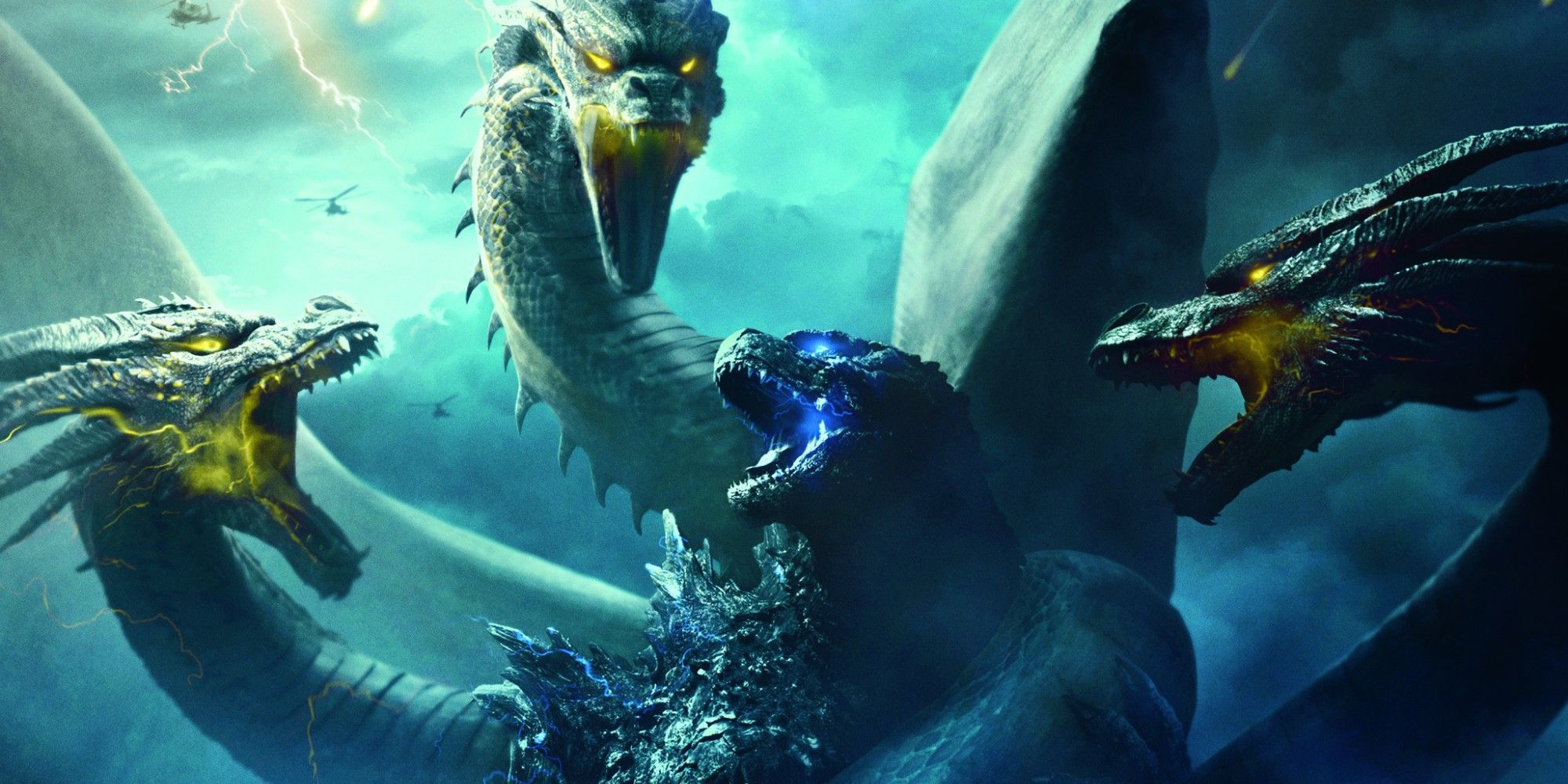 Movie Poster 2019: Godzilla: King Of The Monsters (2019) Movie Review