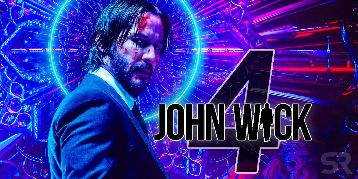 Poster of John Wick Chapter 4