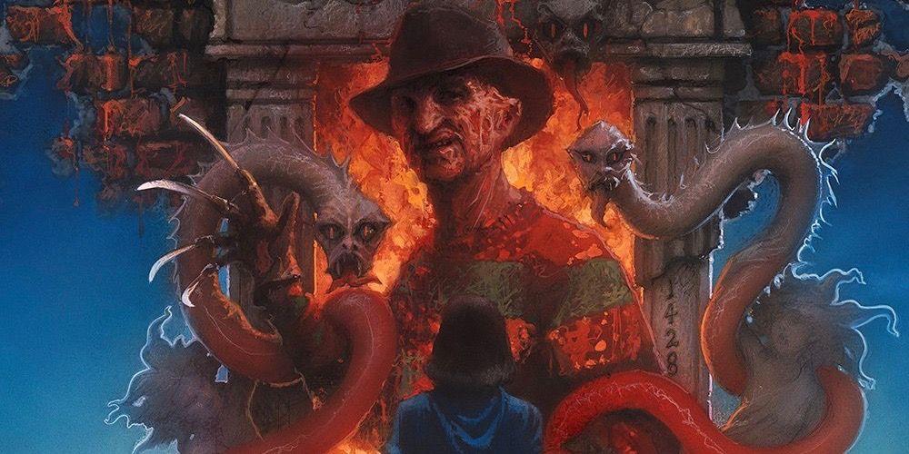 nightmare on elm street artist releases new poster for