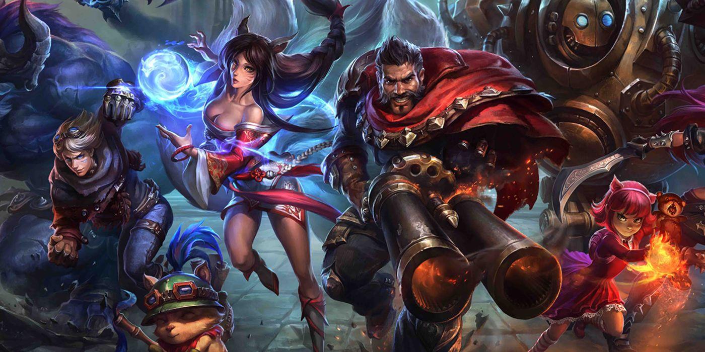 Soligo League Of Legends
