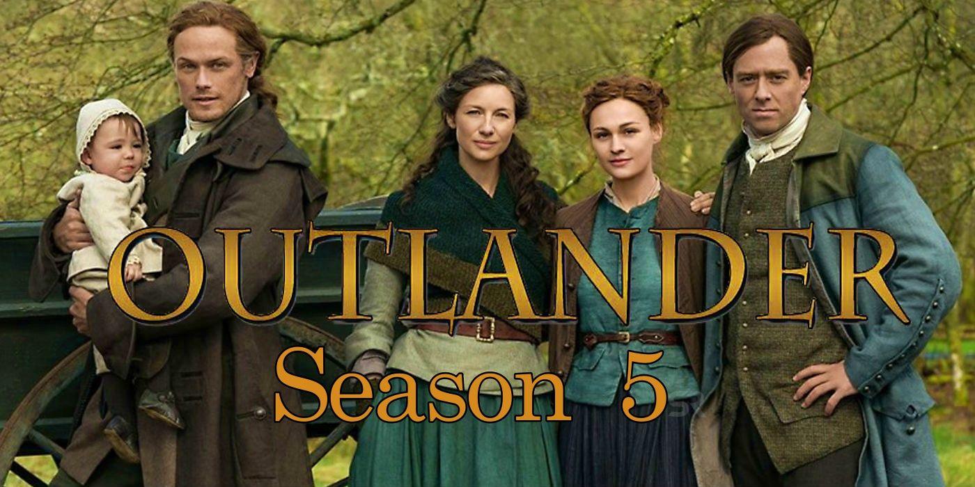 Outlander Season 5: Release Date Info & Story Details
