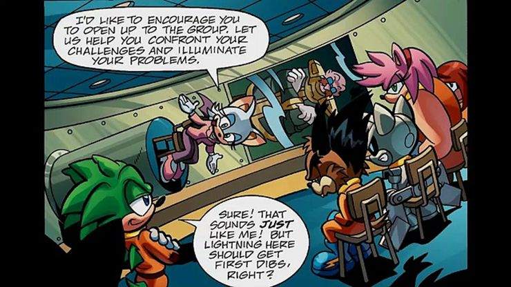 10 Things Fans Don T Know About Scourge The Hedgehog Screenrant