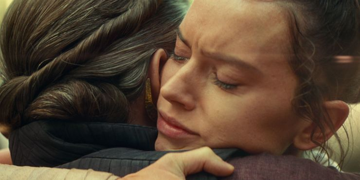 Star Wars 9 reveals who Rey's parents are - and it's shocking
