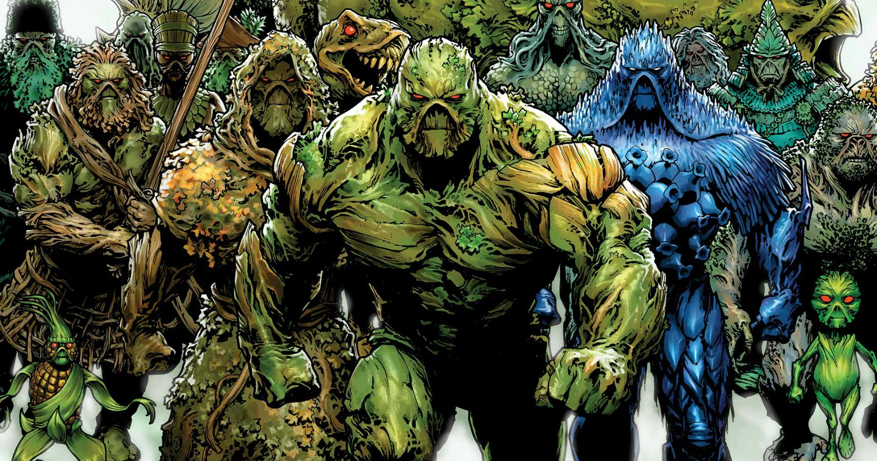 Swamp Thing: 10 Things Only Comic Book Fans Noticed | ScreenRant