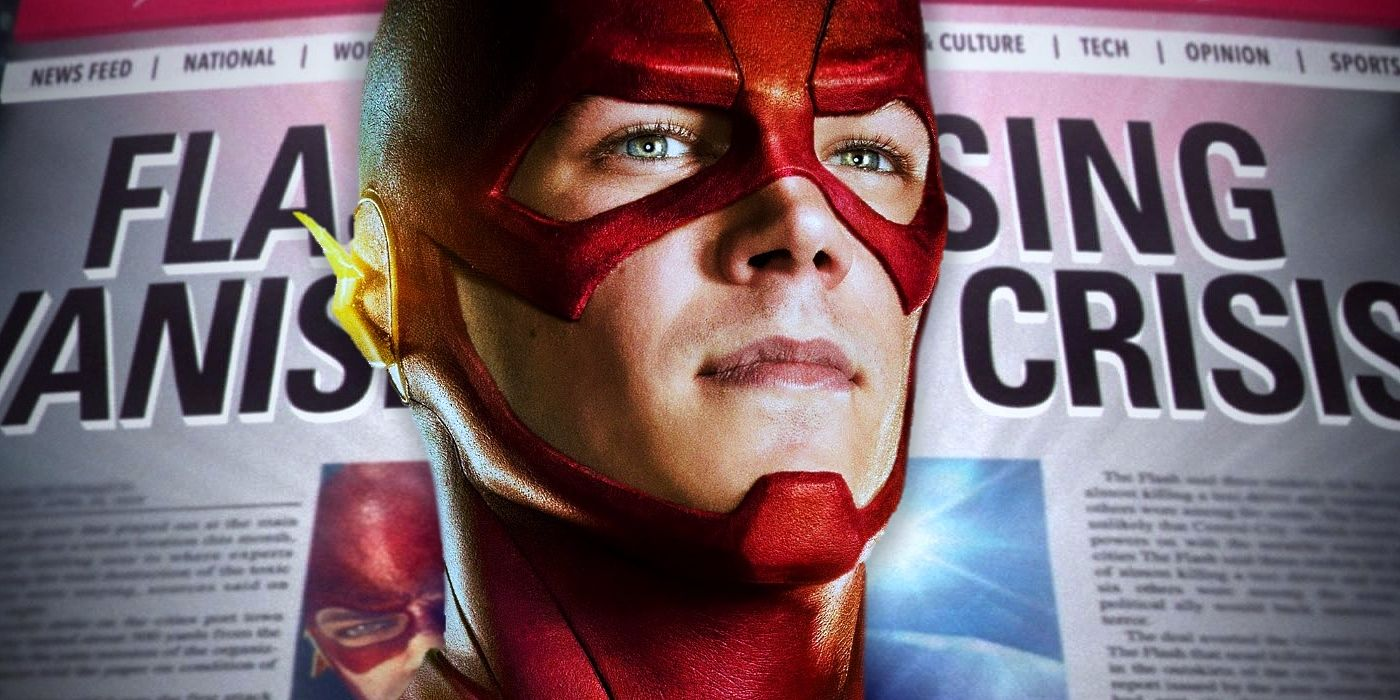 The Flash Season 5 Ending Changes The Show Ahead Of Crisis