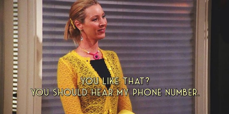Friends: The 15 Most Hilarious Quotes From Phoebe Buffay