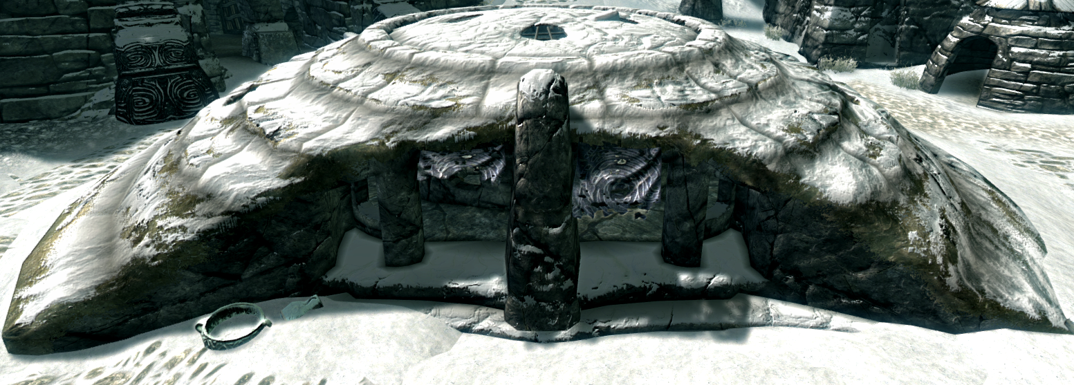 TV and Movie News 24 Hidden Areas In Skyrim Casual Fans