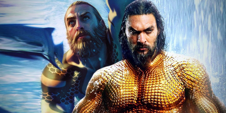 Aquaman Gets Jason Momoas Tattoos In Dc Comics Too
