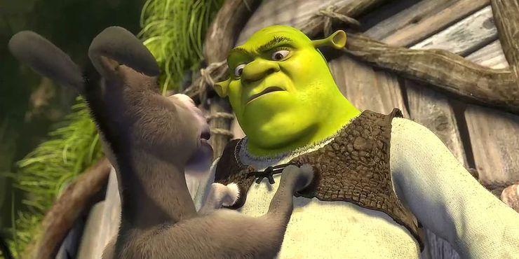 Shrek Donkey S 15 Most Hilarious Quotes Screenrant