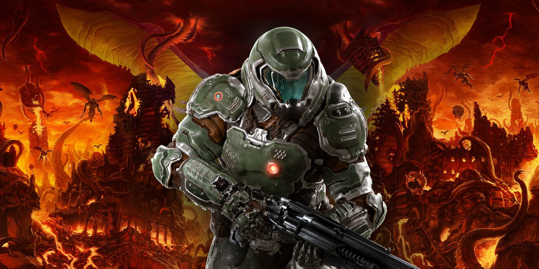 Doom Eternal Devs Say They Ll No Longer Work With Composer Mick Gordon