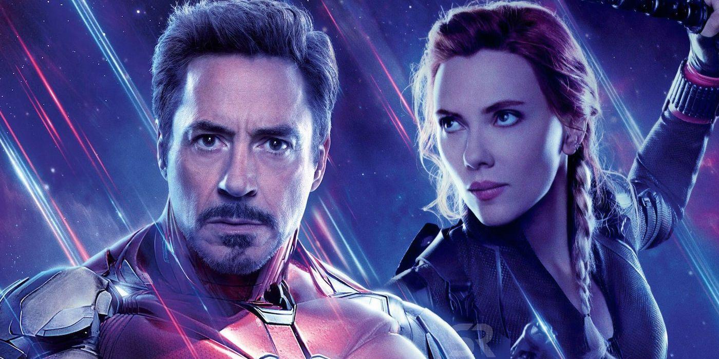 Tony Stark Black Widow S Avengers Endgame Deaths Weren T
