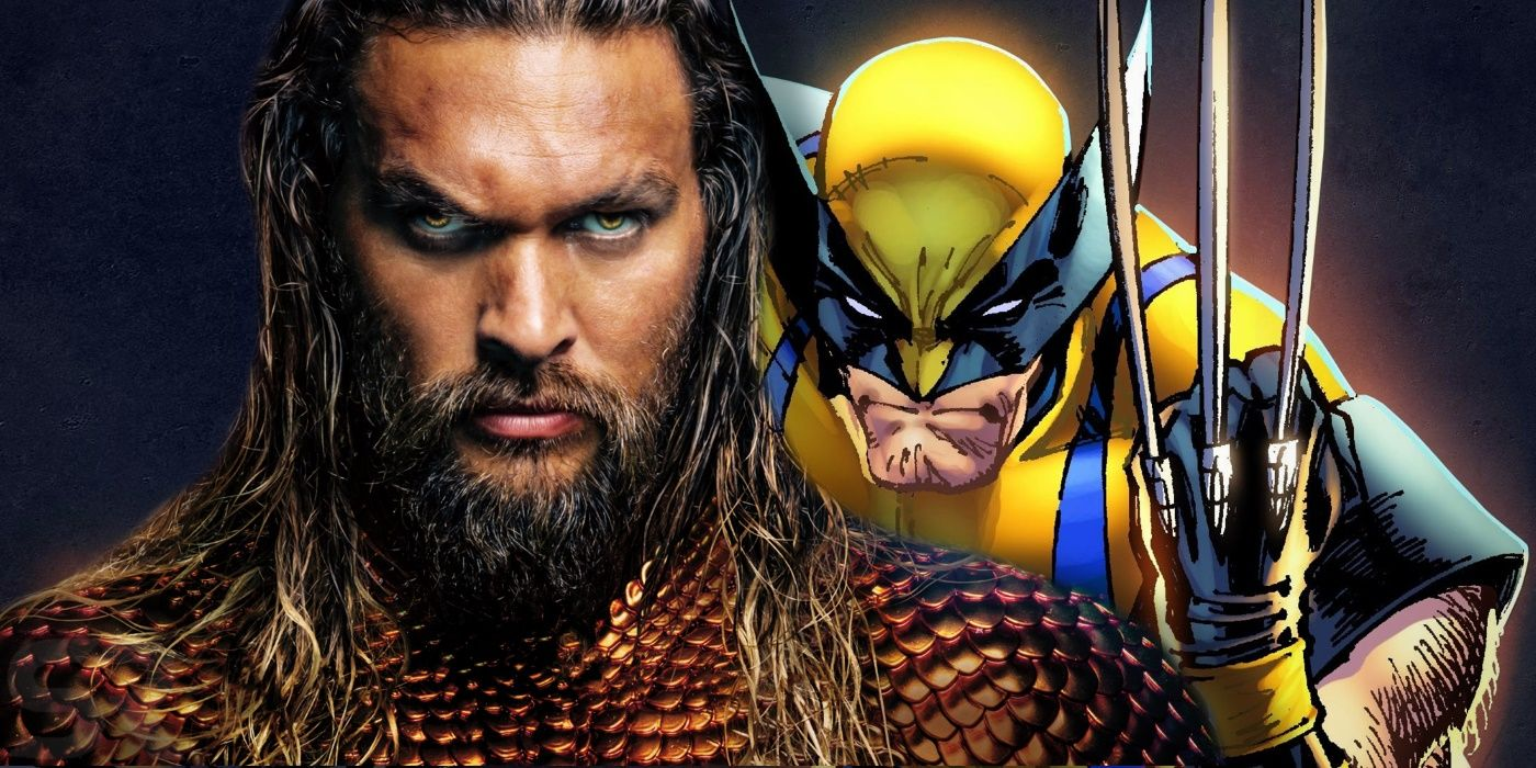 Jason Momoa Would Play The MCU's Wolverine (Can He?)