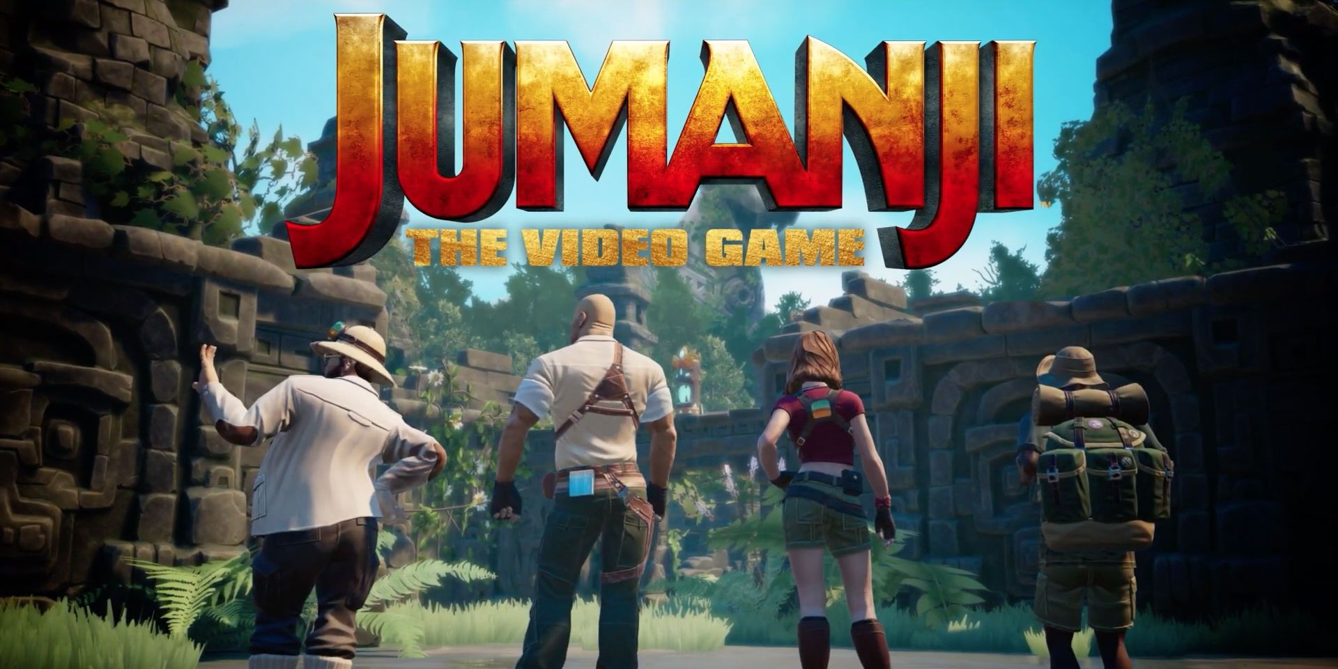 jumanji video game reviews - Jumanji: The Video Game: Everything you need to know  iMore Manga Art Style