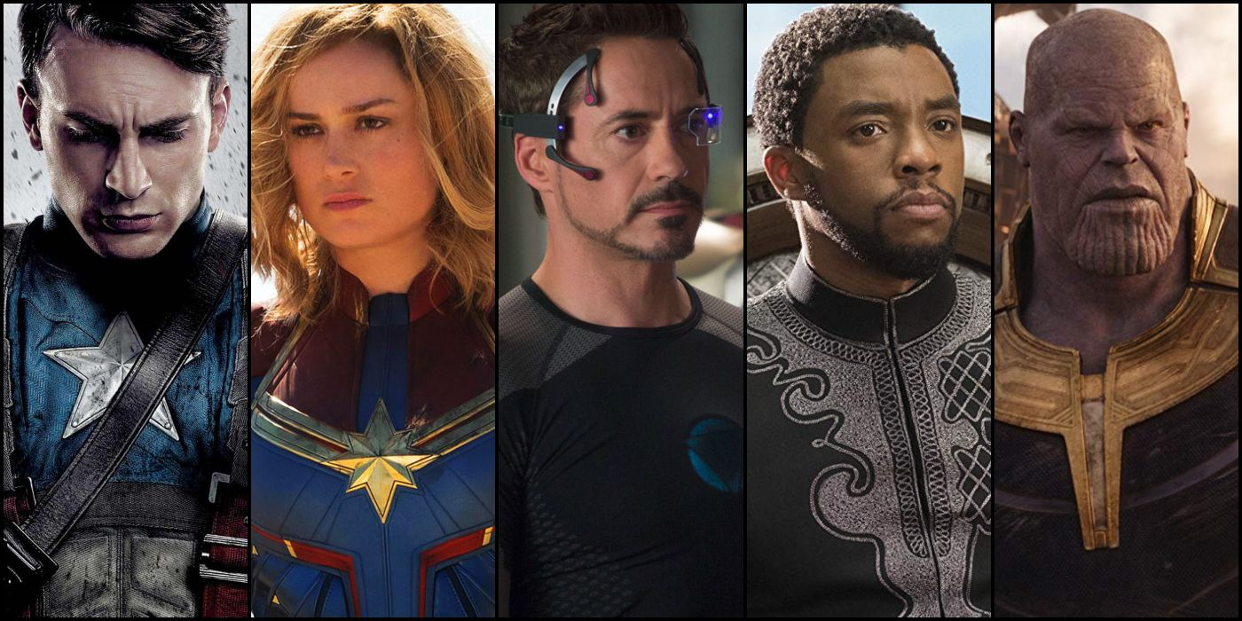 Highest-Grossing MCU Movies At The Box Office, Ranked