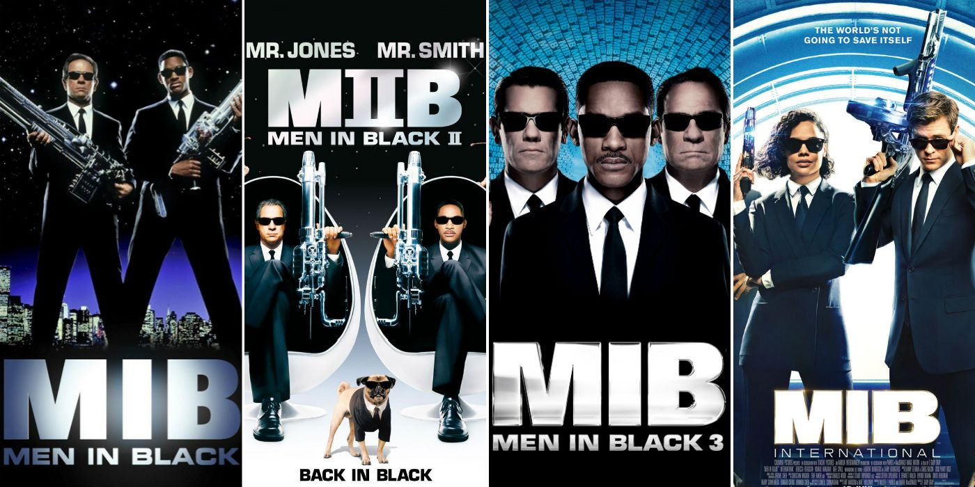 Men In Black Movies, Ranked Worst to Best | Screen Rant
