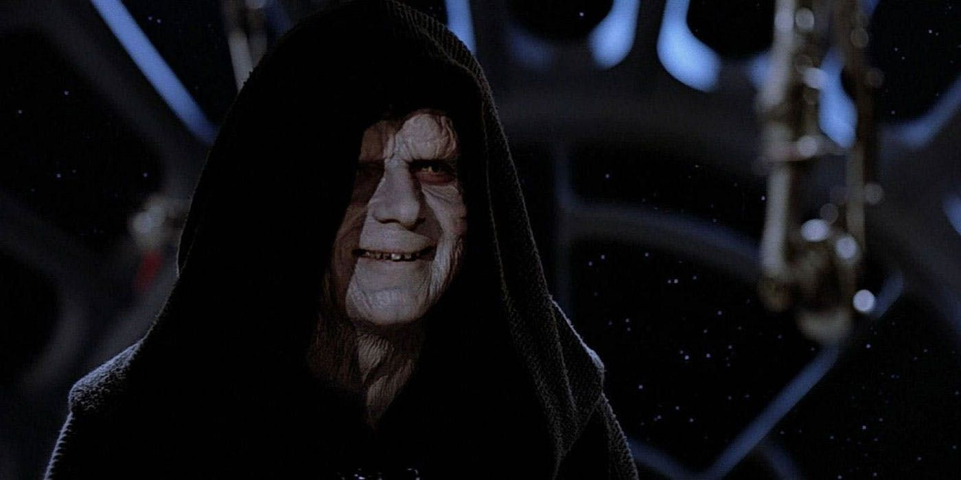 Star Wars 9's Poster Gives First Look At Emperor Palpatine