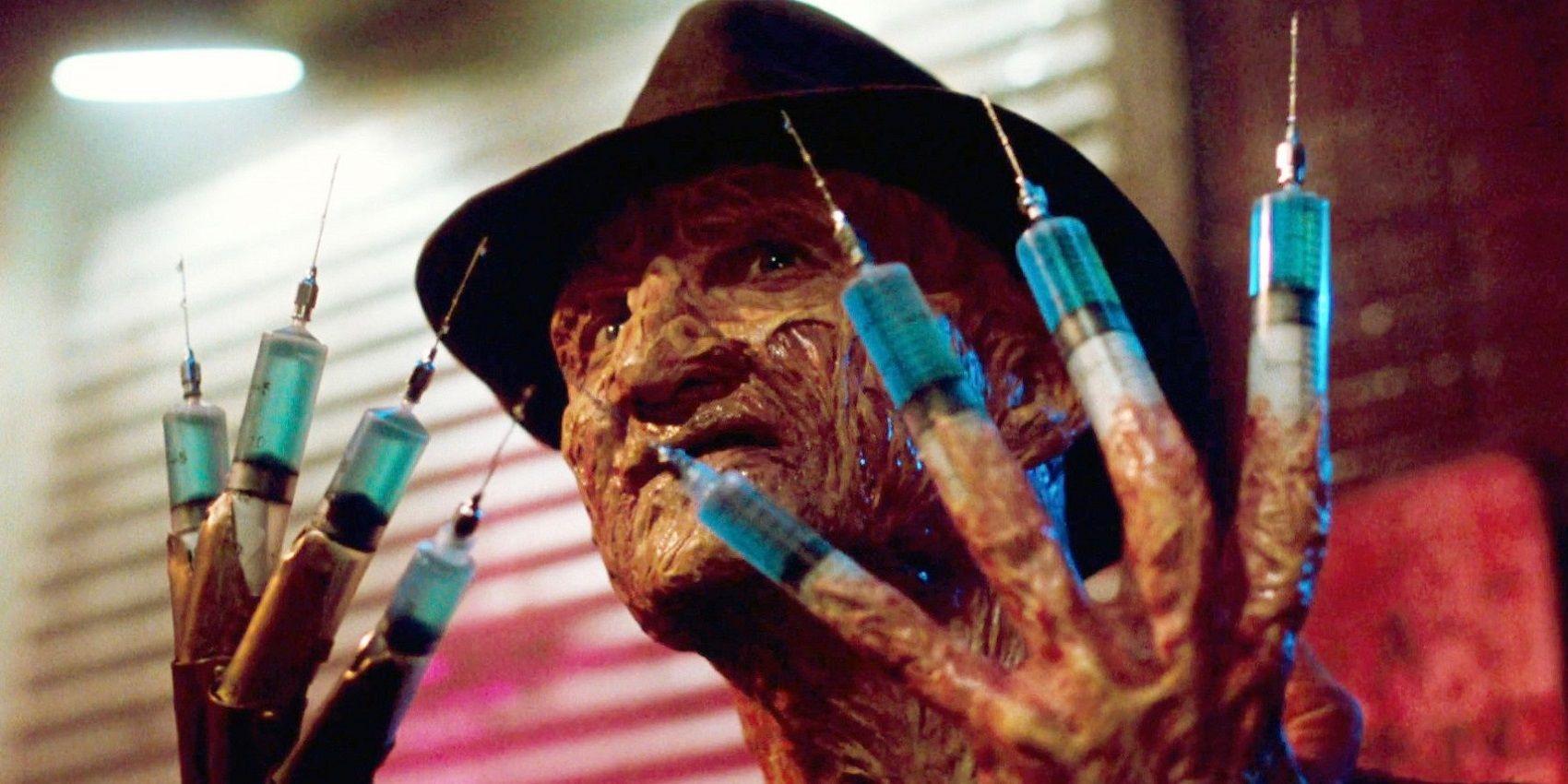 Freddy Krueger Elm Street