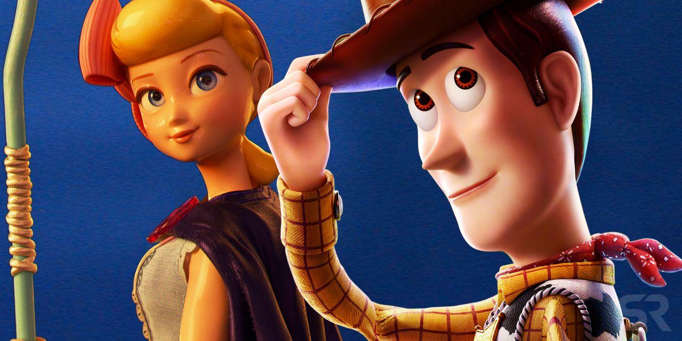 toy story bo peep woody ending