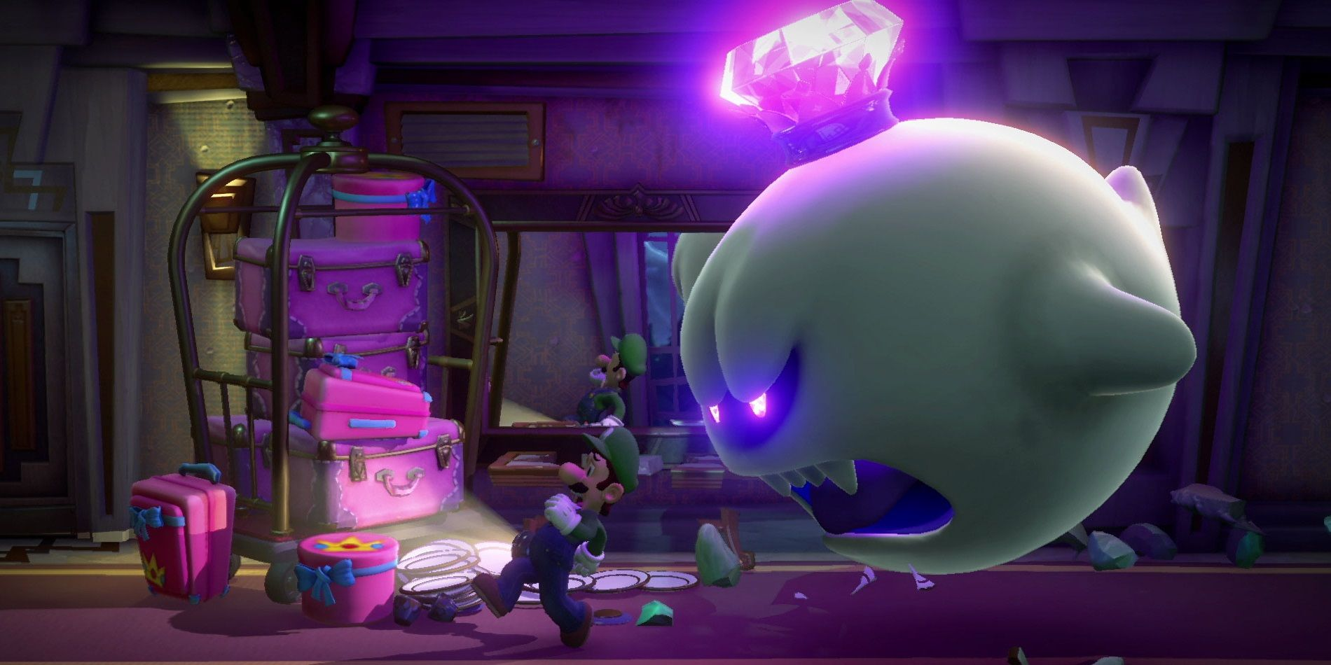 Luigi S Mansion 3 Will Have Better Bosses And More Puzzles