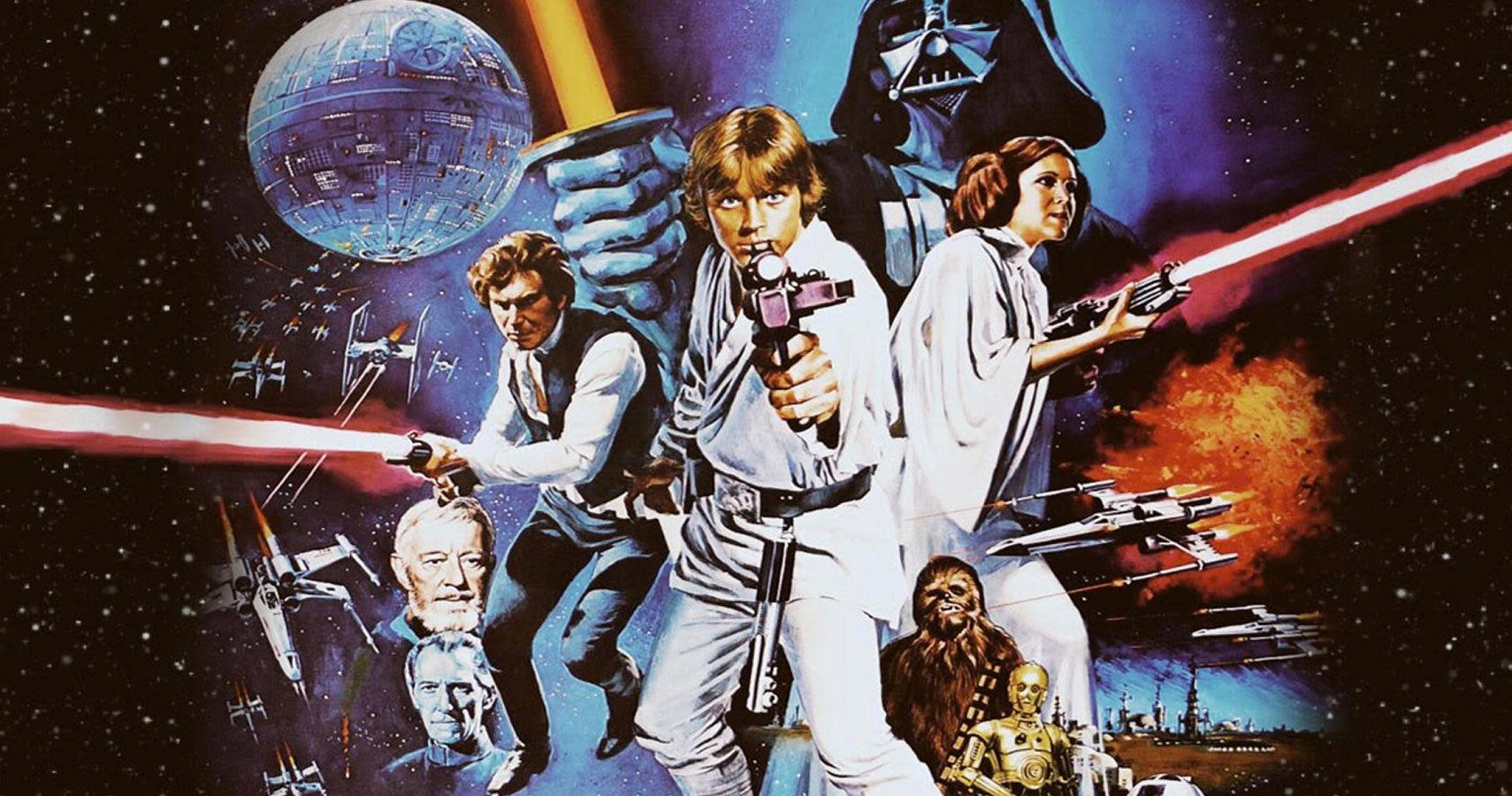 Star Wars: Disney Reveals New Logo For The Original Movie